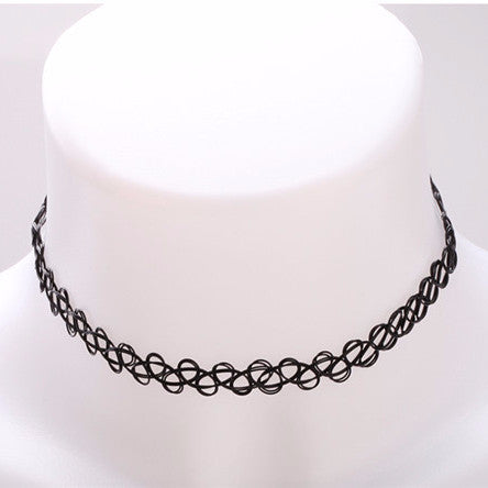 FoFo Choker - Miss Hollywood's