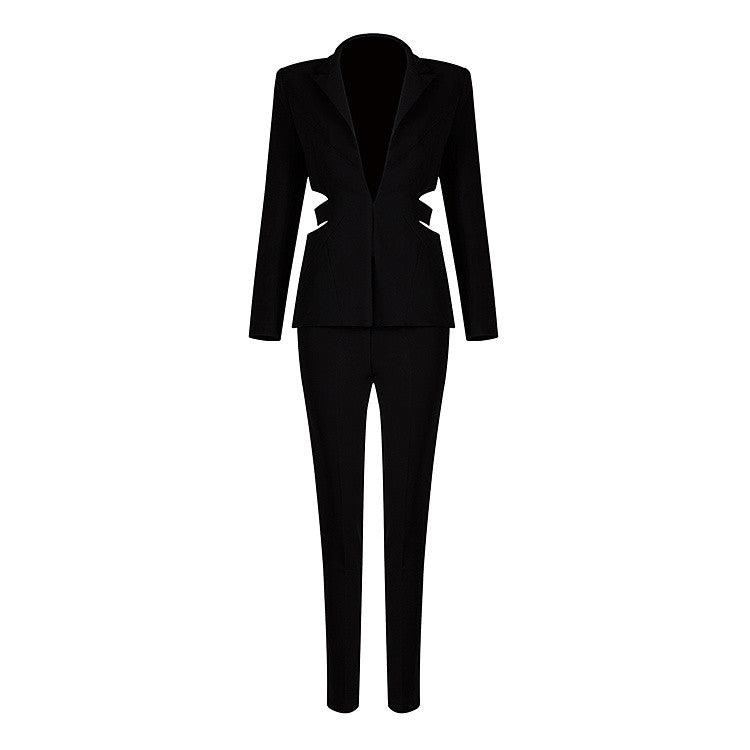 Brooklyn Pantsuit - Miss Hollywood's