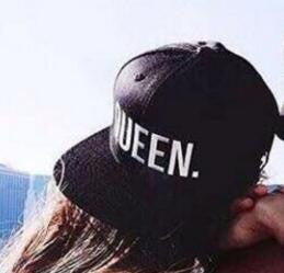 KING QUEEN Embroidery Snapback Hat - Miss Hollywood's