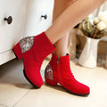 Yara Boots - Miss Hollywood's