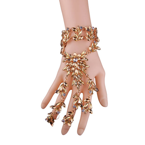 Bohemian Crystal Bracelets - Miss Hollywood's