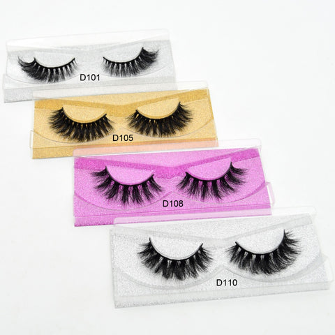 The Best 3D Mink Lashes
