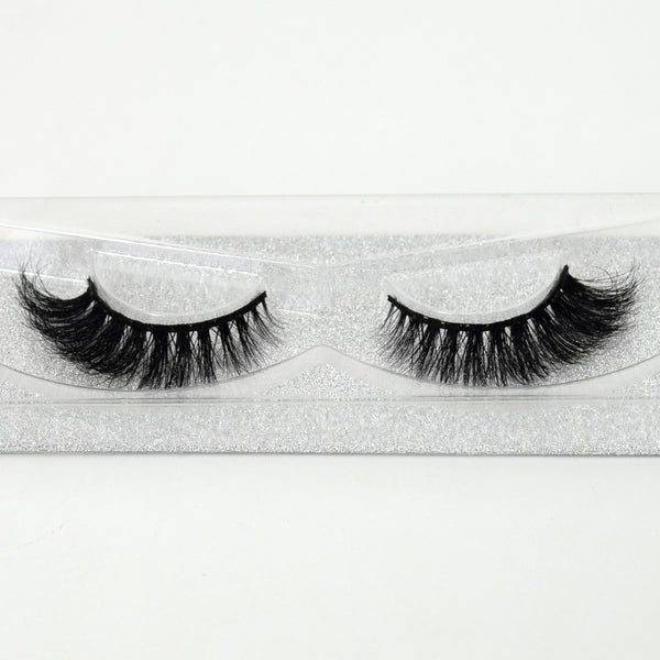 The Best 3D Mink Lashes - Miss Hollywood's