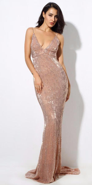 Alanza Dress - Miss Hollywood's