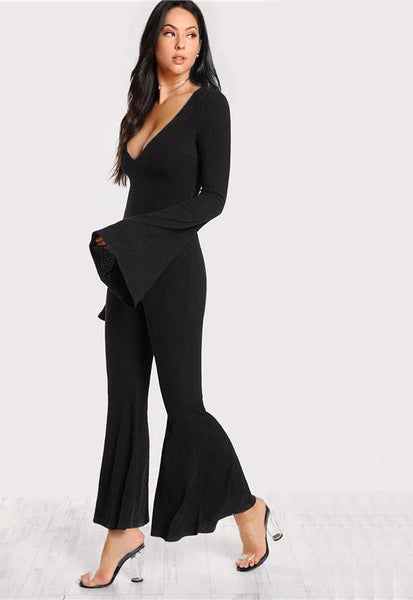 Azaria Jumpsuit - Miss Hollywood's
