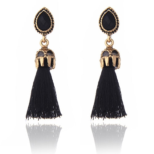 Tassel Earrings - Miss Hollywood's
