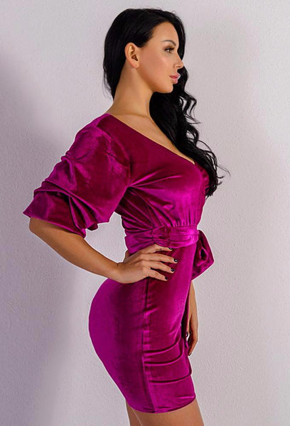 Kamilah Dress - Miss Hollywood's
