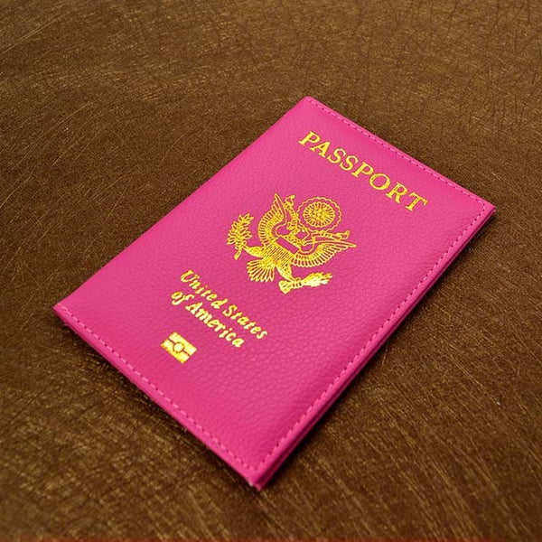 Passport Case - Miss Hollywood's