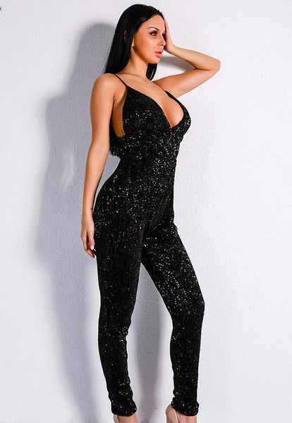 Safiya Jumpsuit - Miss Hollywood's