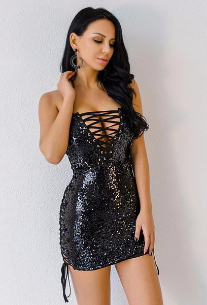 Luxe Dress - Miss Hollywood's
