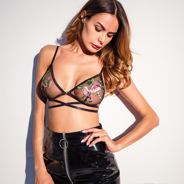 Malissa Bralette - Miss Hollywood's