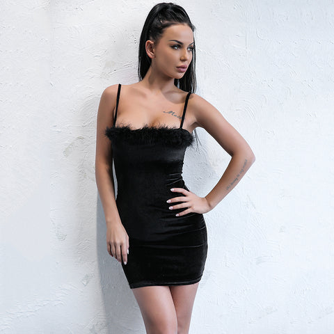 Keva Dress - Miss Hollywood's