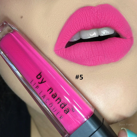 Diana Matte Liquid Lipstick - Miss Hollywood's