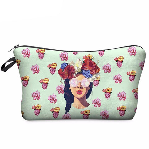 Cosmetic Bag - Miss Hollywood's