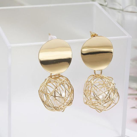 Mona Earrings - Miss Hollywood's