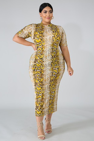 Aina Dress - Miss Hollywood's