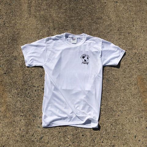 USP White 'Spaceman' T-Shirt