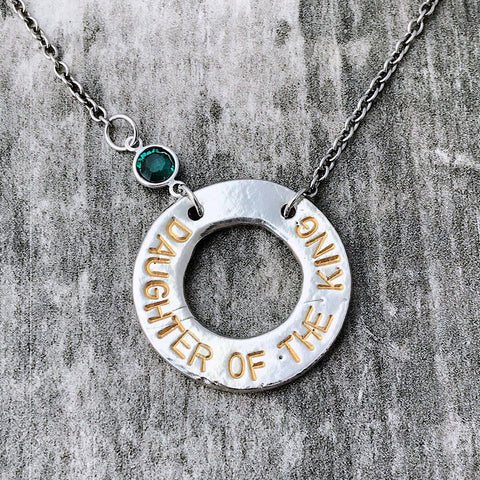 DAUGHTER OF THE KING NECKLACE
