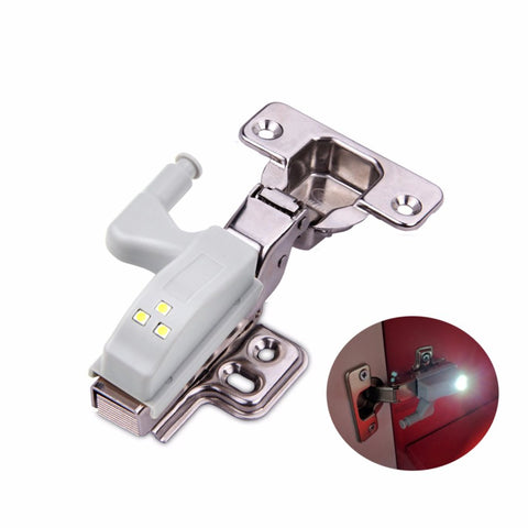 10 pcs Inner Hinge LED Sensor Light