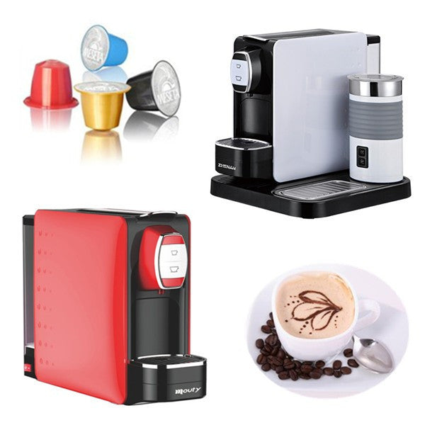 Capsule Coffee Machine - 1L