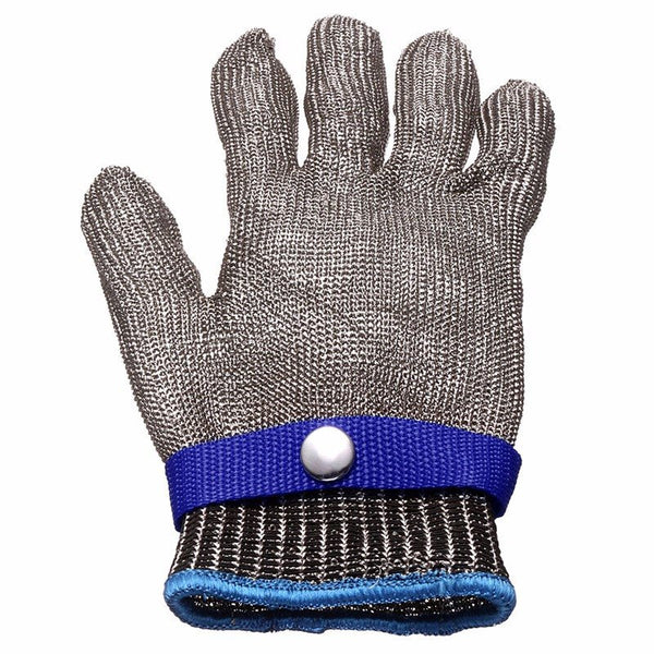Cut Resistant Steel Wire Gloves