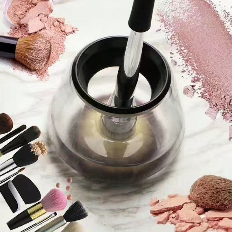 Electronic Makeup Brush Cleaner & Dryer