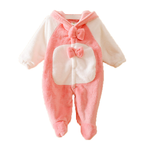 cartoon animal Romper