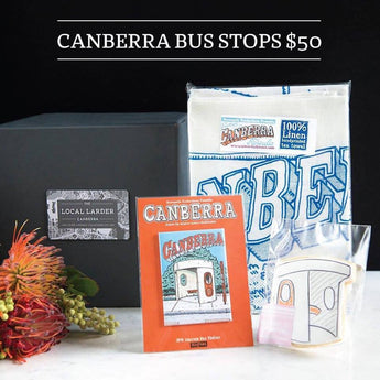 Canberra Bus Stops