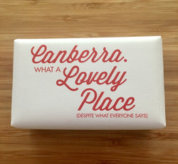 Canberra Soap - Lemongrass