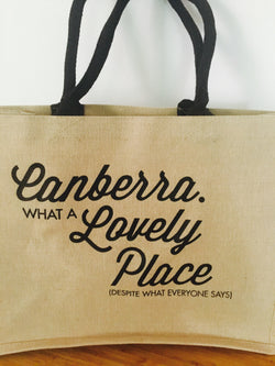 Canberra tote bag