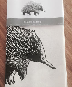Stalley And Co Echidna Tea Towel