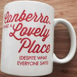 Lovely Place Mug