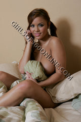 "Justene Jaro - ""Bedroom Frolic"" Photoshoot Zip Set (187 photos)"