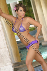"Christine Mendoza - ""Poolside"" Photoshoot Zip Set (138 photos)"