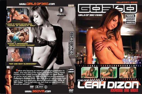 Leah Dizon - Exposed & Uncut DVD