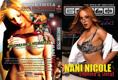 VOD:  Nani Nicole - Exposed & Uncut (Digital Download)