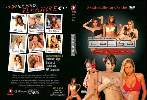 Queens of the Import Scene DVD