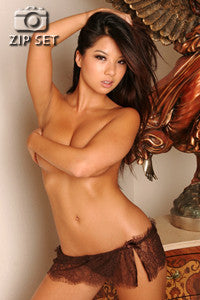"Jenny Chu - ""Statuesque"" Photoshoot Zip Set (229 photos)"