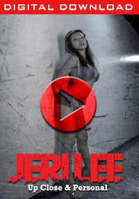 VOD: Jeri Lee - Up Close & Personal (Digital Download)