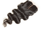 Brazilian Wavy Silk Closure