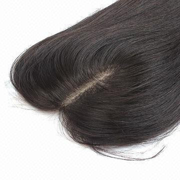 Silk Base Closure Brazilian Straight