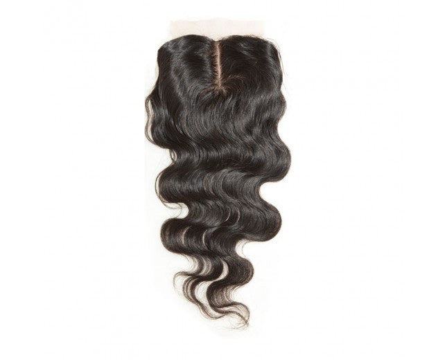 Wavy Silk Base Closure