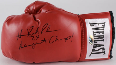 Hasim Rahman Signed Everlast Boxing Glove