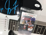 NSYNC signed guitar