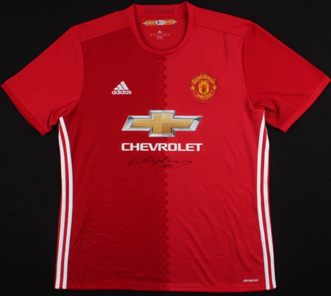 Wayne Rooney Signed Manchester United Jersey