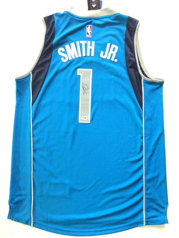 Dennis Smith Jr signed jersey