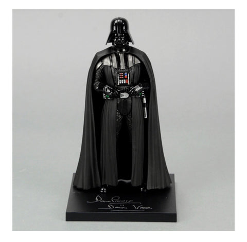 David Prowse signed Darth Vader kotobukiya