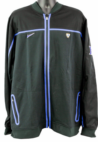 Team issued Duke Blue devils Nike jacket championship season