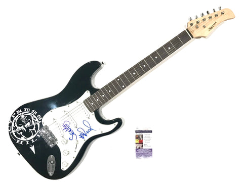 Cypress Hill signed guitar