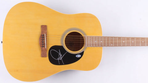 Dwight yoakam signed guitar